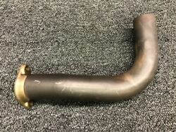 77690-002 Piper Pa38-112 Lycoming O-235-l2c Exhaust Stack Forward Rh