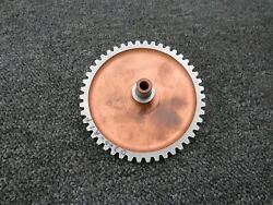 Lycoming O-360a Subassembly Gear Idler Magnaflux Inspected And Yellow Tagged