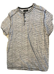 Brand New W Tags Modern Culture Shirt - Size Large - Gray