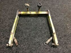 46091-1 / 46103-1 Rockwell 114 Bumper Stop And Lever Assy