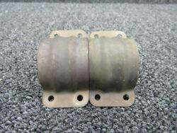 12508060-29 Cessna Tr182 Lycoming O-540-l3c5d Exhaust Clamp Assy