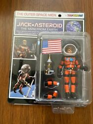 Jack Asteroid The Outer Space Men Four Horsemen Colorforms Unopened New