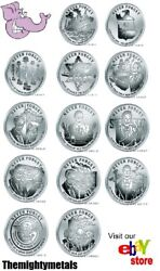 13 Oz 2017 Never Forget Complete Proof Set Silver Shield