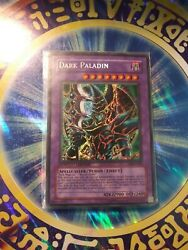 1x Yugioh Dark Paladin Dmg-001 Secret Rare Promo Sealed Limited Edition