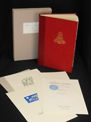 James Linden / Con Amore Valenti Angelo Bibliography Limited Signed 1st Ed 1992