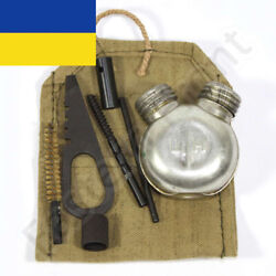 Original Soviet Mosin Nagant Rifles And Carbines Cleaning And Tool Kit Izhevsk