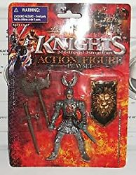 The Legends Of Knights Medieval Kingdom Action Figure Playset