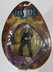 Farscape Chiana Armed And Dangerous Limited Edition Action Figure 2000 Mip