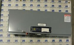 New Square D Qmb364w 200 Amp 600 Volt 3 Phase Fusible Panel Mount Switch Ser E1