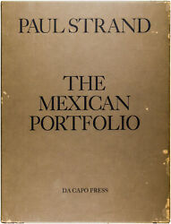Paul Strand / The Mexican Portfolio Signed Deluxe Edition 1967