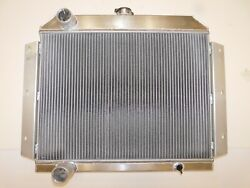International Harvester Scout 800 1966 To 1971 With V8 Engine New Radiator