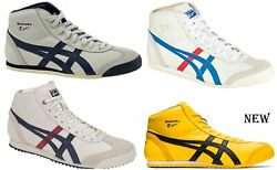 Shoes Asics Onitsuka Tiger Mexico 66 Midrunner Dl409 Sd Mr Mexico High Sneak