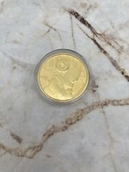 2020 Homer Simpson 100 1oz .9999 Gold Coin Tuvalu Low Mintage
