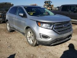 No Shipping Driver Front Door Tempered Glass Fits 15-19 Edge 924836