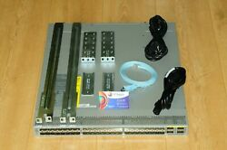 Cisco N3k-c3064pq-10ge W/ N3k-lan1k9 Dual Psu Nexus Rails Kit 6mthwty Taxinv