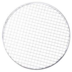 10xstainless Steel Round Barbecue Bbq Grill Net Meshes Racks Grid Round Grate