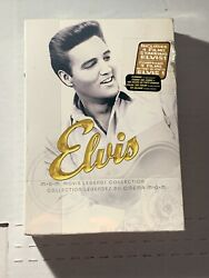 Elvis Presley Mgm Movie Legends Collection 4-dvd Box Set Widescreen 2007 Sealed
