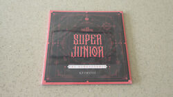 Official Super Junior The Renaissance Album - Kyuhyun Version - New And Sealed