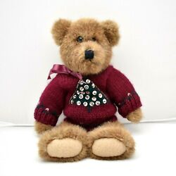 The Boyds Collection Plush Teddy Bear Jb Bean Series 1364 11 Vintage 1985 To 97