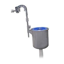 Pool Surface Skimmer Automatic Cleaning Basket Floating Leaves Debris