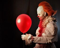 Pennywise Life Size Prop By Fan Artist.