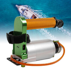 Ultra Powerful Rc Boat Speed High Torque Electric Starter For Marine Gas Engine
