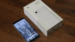 Google Pixel 3 64gb G013a Clearly White Atandt T-mobile Cricket Metro Gsm Unlocked