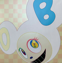 Takashi Murakami - And Then 2006 / Offset Lithograph Print / Hand Signed Ed 300
