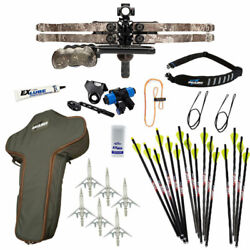 Excalibur Twinstrike Crossbow Pro Package - New For 2021 - Truetimber Strata