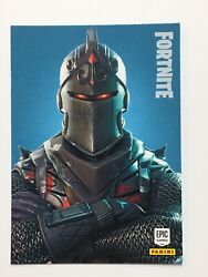 Fortnite Black Knight Card 252 Legendary Outfit Panini Series 1 Usa Version