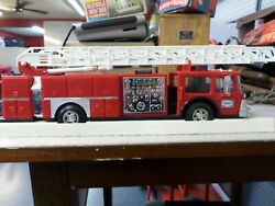 Hess Toy Fire Truck Bank From1986