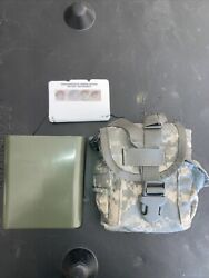 Acu Chemical Detector Kit Pouch General Purpose Ifak Medical Vest Ruck Canteen