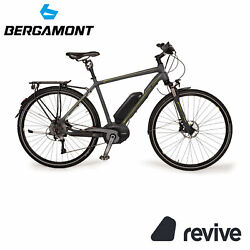 Bergamont E-line C Xt 2014 E-trekking Bike Pedelec Grey Bicycle Fh 20 1/2in