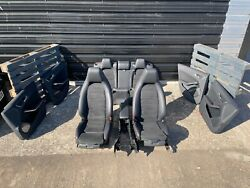 2016 Mercedes Benz A-class W176 Amg Line Complete Interior Seats With Door Cards