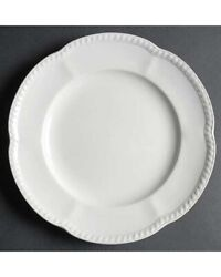 Johnson Brothers China Old English White Five Piece Place Setting - Discontinued