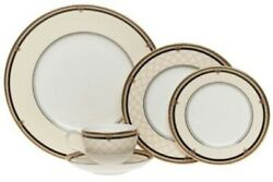 Royal Doulton China Baroness H5291 Five Piece Place Setting - Discontinued