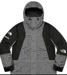 Supreme X The Studded Mountain Light Jacket Black - Sz M Ss21 In Hand