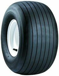 2 New Carlisle Turf Glide Lawn And Garden Tires - 20x1000-10 Lrb 4ply 20 10 10
