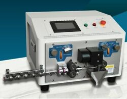 Automatic Wire Cable Stripping Machine Wire Rolling Cutting Stripping