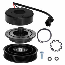 Ac Compressor Clutch Kit Coil Pulley Fits 2009 - 2020 Dodge Journey 4cyl 2.4l