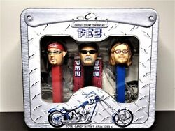 Orange County Choppers Limited Edition Collectors Tin Pez Set