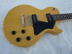 Collings Model 290 Tv Yellow Lp Special Style 2015 Near Mint