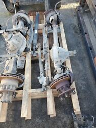 Ford Dana Super 60 Front Axle With Matching Rear Axle