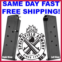 Springfield Armory 7 Round 1911 Magazine For .45 Acp Same Day Fast Free Shipping