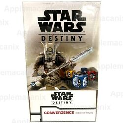 Star Wars Destiny Convergence Booster Box Ffg 36 Game Packs Eng Factory Sealed