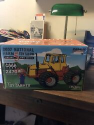 Case Ih 2470 Tractor 4wd Series 2007 National Farm Toy Show By Ertl