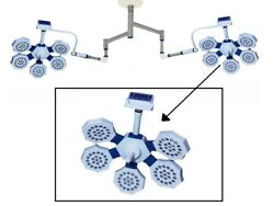 Dual Color Double Satellite Ot Surgical Light Or Led Lamp For Operation Theater