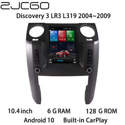 Multimedia Radio Gps Dvd Navigation Android For Land Rover Discovery 3 Lr3 L319