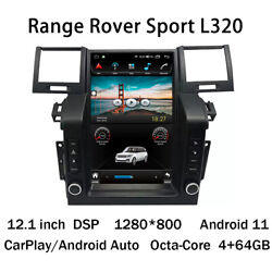 Car Multimedia Radio Navigation Android 11 For Land Rover Range Rover Sport L320