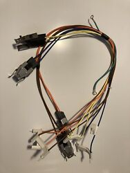 New Oem Genuine Whirlpool Electric Oven Range Wire Harness Cooktop W11134595